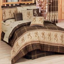 Browning Buckmark Camouflage Comforter Sets: California King Size Browning  Buckmark Comforter Set Camo Trading
