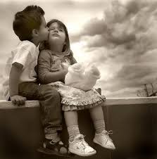 cute baby couples in love