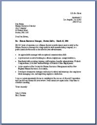 Cover Letter Format Bullet Points Paulkmaloney Com