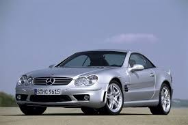 Review: Mercedes R230 SL55, SL63 and SL65 AMG Review (2002-12)