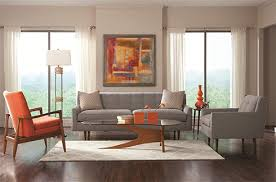 mid century modern living room. Seating Choosing Between Sofa Styles Mid Century Modern Living Room Chairs N