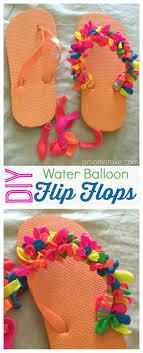 Flip Flop Bathroom Decor 17 Best Ideas About Kids Flip Flops On Pinterest Diy Pool Party