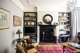 Persian Rug Living Room Before After An Eclectic Edwardian Living Room Design Seeker