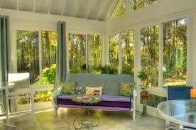 Contemporary Sunroom Furniture My 3 Zone Sunroom Tour Chic Sunroom Designs Uk Sunroom Design