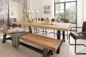 Des Idées Table Avec Banc Salle A Manger