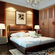 beds for sell. Exellent Beds OPPEIN Hot Sell Cherry Wood Bed  Soft Beddouble Bed Kingqueen Size In Beds For S