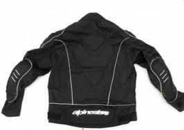 alpinestar dainese riding jacket size l