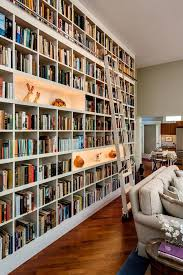 62 home library design ideas with