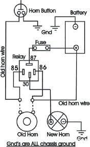 wiring diagram for air horn relay wiring image kleinn air horn wiring diagram jodebal com on wiring diagram for air horn relay