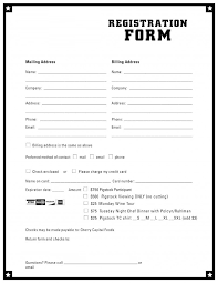 Student Registration Form Template Free Download Event Registration Template Free Download Event Registration Form