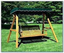 double glider swing outdoor double glider rocker plans swing patio plum metal and wooden with canopy