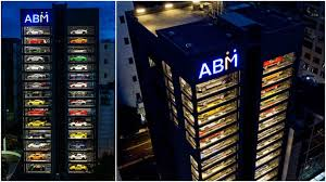 Autobahn Vending Machine Delectable This 48storey Glass Building Is The World's Largest Supercar