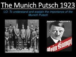 「1923, München Putsch, hitler arrested」の画像検索結果