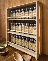 Organic Spice Rack Adorable The Essential Spice Rack
