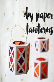 diy paper lanterns motte s blog