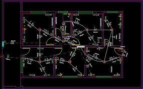 house electrical layout plan dwg home deco plans autocad drawing