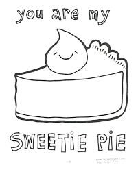 Small Picture Mrglocal Images Pie Coloring Page