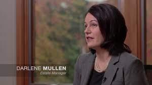 Meet Darlene Mullen - Estate Manager - YouTube