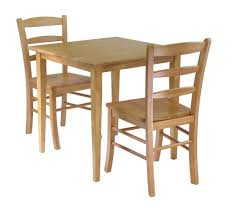 Dining Table With 2 Chairs Tall Kitchen Tables Dining Room Tall Wooden Kitchen Table With 2