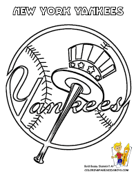 Small Picture Baseball Coloring Pages Major League Baseball MLB Coloring