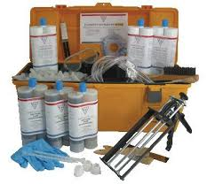 foundation crack repair kit. Exellent Repair Epoxy Crack Injection Repair Kit With Foundation R
