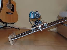 picture of timelapse motorized dolly slider diy project