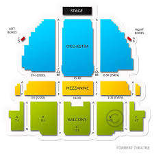 Forrest Theater Philadelphia Seating Chart Forrest Theatre Tickets