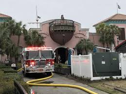Myrtle Beach Crews Put Out Fire At Broadway At The Beach Restaurant
