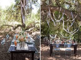 Beautiful Photos of Outdoor Summer Wedding Decorations