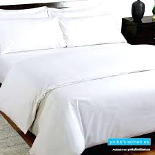 white egyptian cotton duvet cover super king size thread count