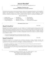 Sample Of Objective In Resume In General Resume With Objectives
