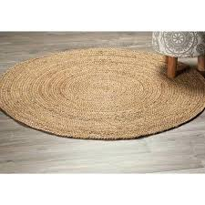 braided area rugs 6x9 indoor area rugs home natural jute classic braided indoor area rug round