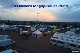 12h De Nevers Magny Cours Circuit De Magny Cours