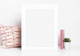 Graph Paper Templates Createful Journals