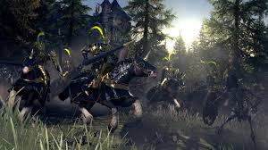 total war warhammer the grim the grave knights of the blazing sun