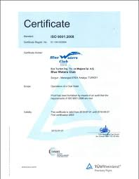 Sertifikalar Hakkımızda Blue Waters