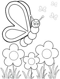 Springtime Coloring Pages Kindergarten Coloring Pages Spring Spring