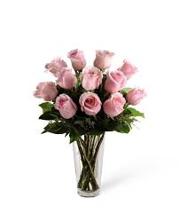 the ftd pink rose bouquet