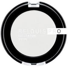 <b>Тени для век</b> Relouis / Релуи Relouis Pro eyeshadow <b>Satin</b> - отзывы