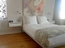 cb2 bedroom furniture. CB2 Slice Hack: Floating Nightstands Cb2 Bedroom Furniture U
