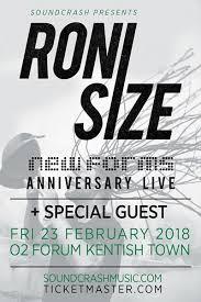 flyers forum roni size the forum ah sh t