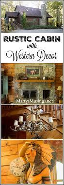Western Rustic Decor Rustic Cabin With Western Theme Decor