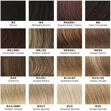 Ash Brown Bremod Hair Color Chart Ash