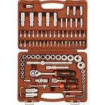 "1/4"" and 1/2"" Tool Set 94 Piece Mechanics Tools <b>OMT94S12 Ombra</b> ..."
