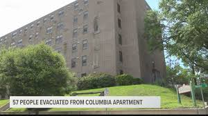 57 senior residents displaced by water damage to Columbia apartment  building | wltx.com
