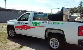 Uhaul Pick Up Truck - Yelp