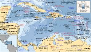 Caribbean Islands Comparison Chart Caribbean Sea Definition Location Map Islands Facts