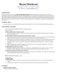 Template Of Resume Amazing It Resume Template Techtrontechnologies