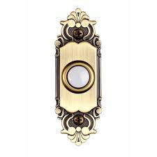 Doorbell Buttons - Doorbells & Intercoms - The Home Depot