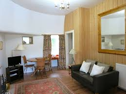 Living Room Borders Pavilion Lodge Duns Castle Estate Scottish Borders Sleeps 2